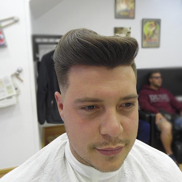 Corte de pelo Barbería Tony & Dany